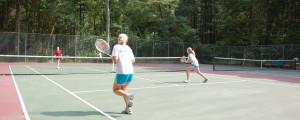 Tennis Courts at Sudbury Swim & Tennis