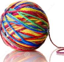 http://www.dreamstime.com/royalty-free-stock-photography-ball-yarn-image26015037