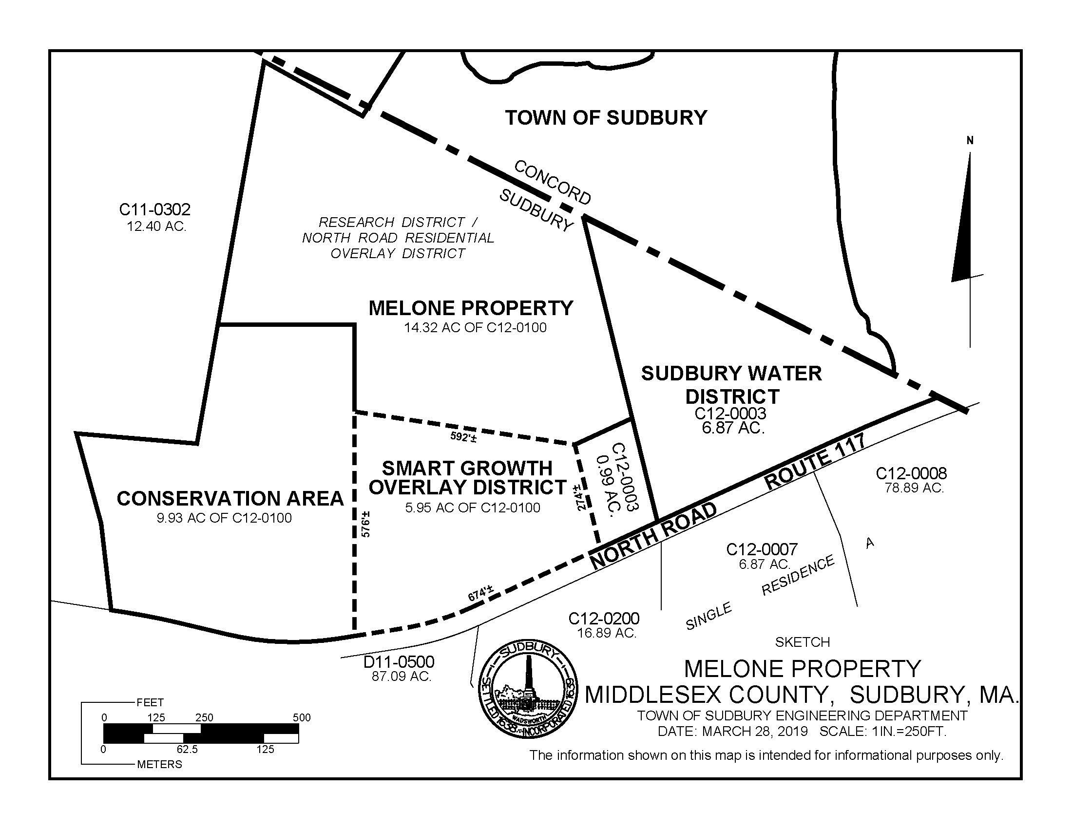 Proposed Zoning Bylaw Changes for 2019 Annual Town Meeting
