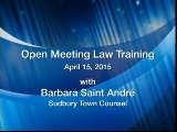 Open Meeting Law Icon