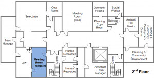 Flynn Building - Thompson Meeting Room